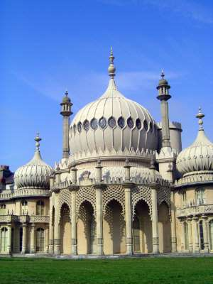 United Kingdom: Brighton: the Royal Pavilion picture 6