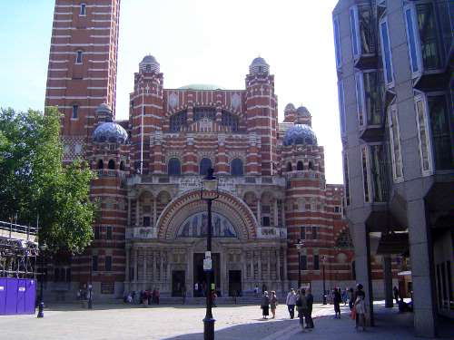 The United Kingdom: London 5: Churches picture 18