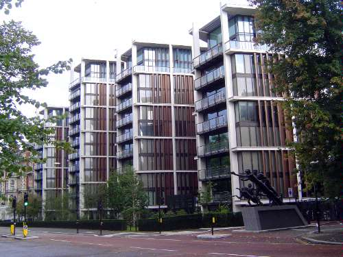 United Kingdom: London 8: Residential picture 54