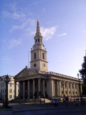 United Kingdom: London 5: Churches picture 1