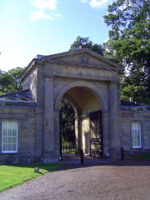 The United Kingdom: Kedleston Hall picture 1