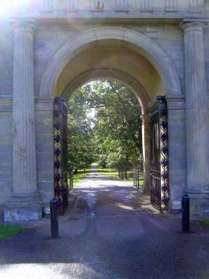 United Kingdom: Kedleston Hall picture 2