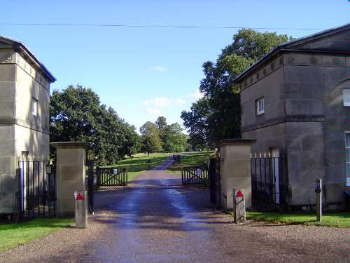 The United Kingdom: Kedleston Hall picture 3