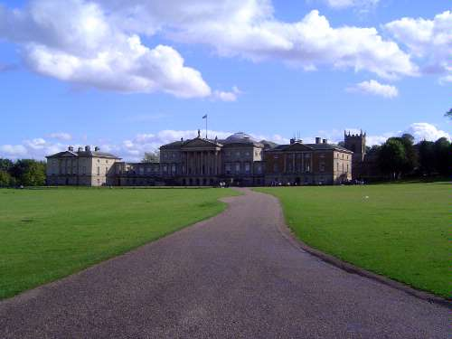 The United Kingdom: Kedleston Hall picture 6