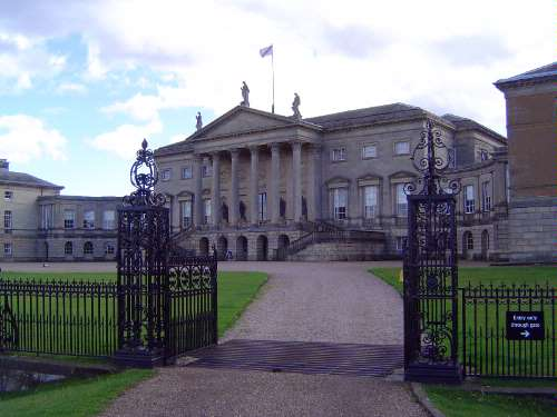 United Kingdom: Kedleston Hall picture 7