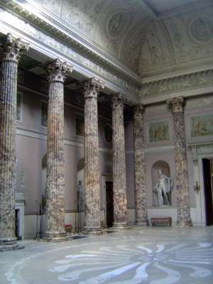 The United Kingdom: Kedleston Hall picture 13
