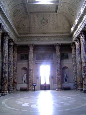 The United Kingdom: Kedleston Hall picture 14