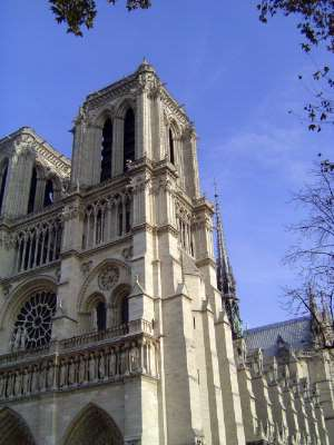 France: Paris 1: Gothic picture 31