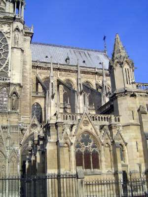 France: Paris 1: Gothic picture 33