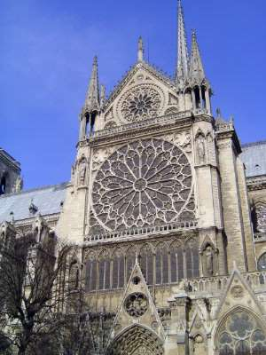 France: Paris 1: Gothic picture 34