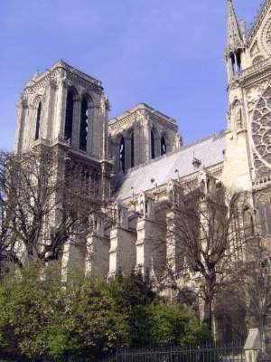 France: Paris 1: Gothic picture 32