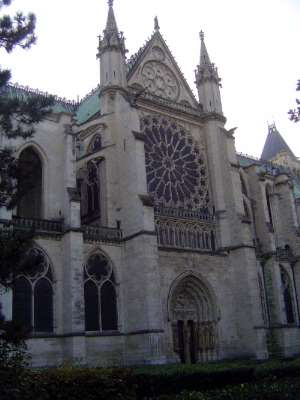 France: Paris 1: Gothic picture 35