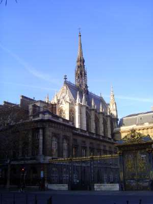 France: Paris 1: Gothic picture 16