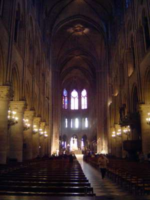 France: Paris 1: Gothic picture 40