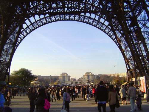 France: Paris 3: Modern picture 4