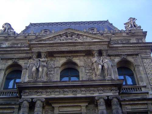 France: Paris 2: Classical picture 8