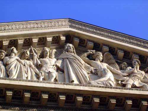France: Paris 2: Classical picture 11
