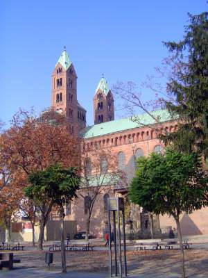 Germany: Speyer Cathedral picture 12