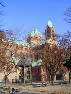 Germany: Speyer Cathedral picture 13