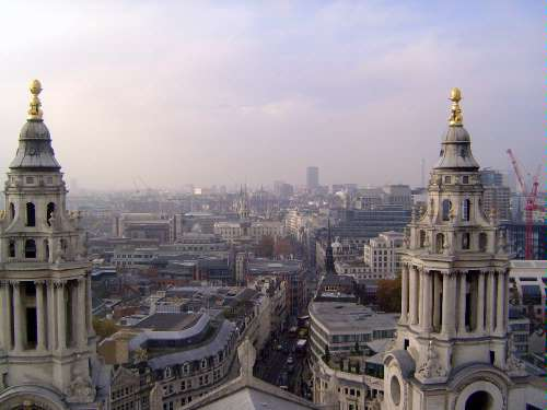 United Kingdom: London 5: Churches