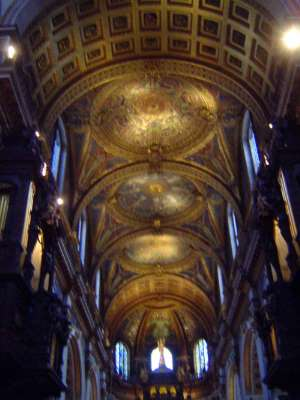 The United Kingdom: London 5: Churches picture 30