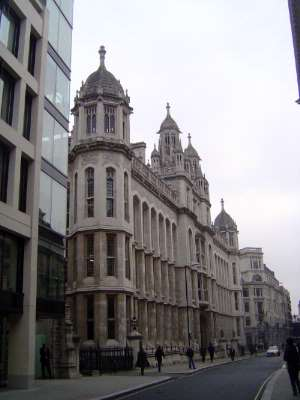 The United Kingdom: London 6: Public Buildings  picture 45