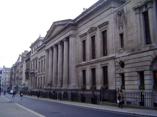 The United Kingdom: London 6: Public Buildings  picture 46