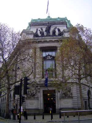The United Kingdom: London 6: Public Buildings  picture 64