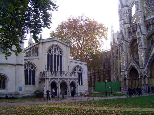 The United Kingdom: London 5: Churches picture 13
