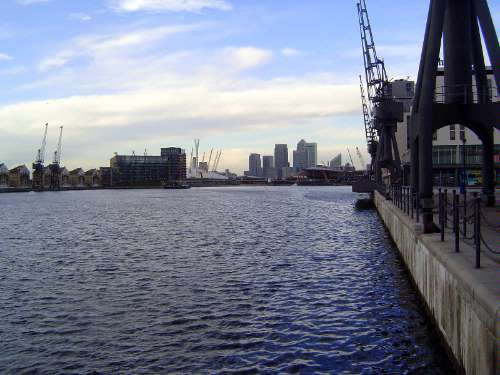 United Kingdom: London 2: Royal Docks picture 2