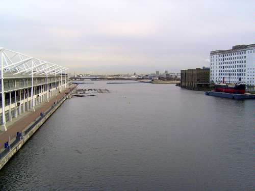 United Kingdom: London 2: Royal Docks picture 5