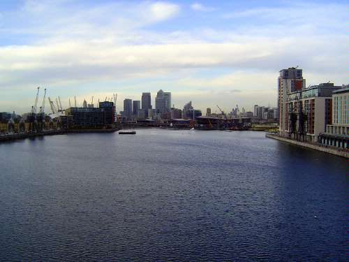 United Kingdom: London 2: Royal Docks