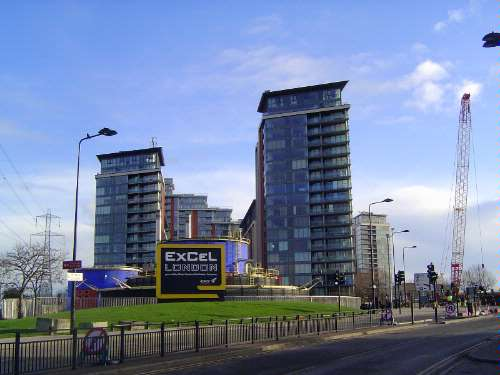 United Kingdom: London 2: Royal Docks picture 30