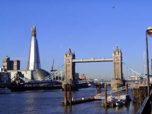 United Kingdom: London 1: Docks picture 10