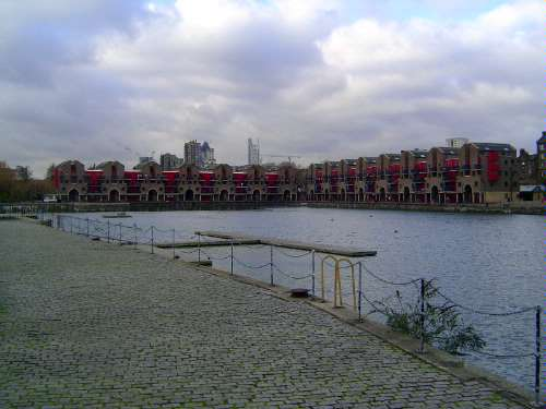 United Kingdom: London 1: Docks picture 36
