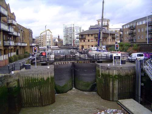 United Kingdom: London 1: Docks picture 45