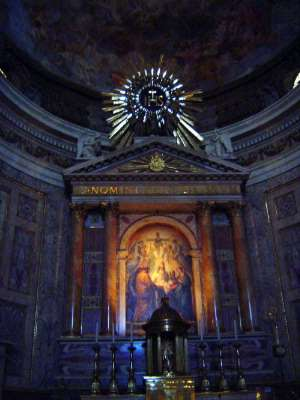 Italy: Rome: More Churches picture 52