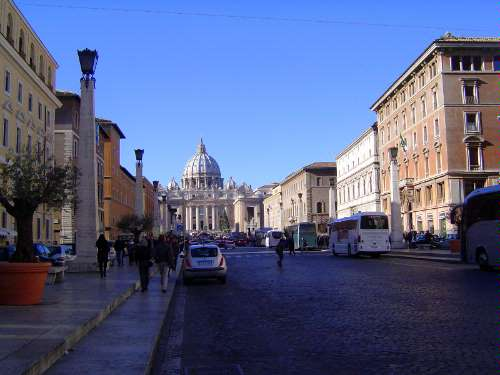 Italy: Rome: More Churches picture 30