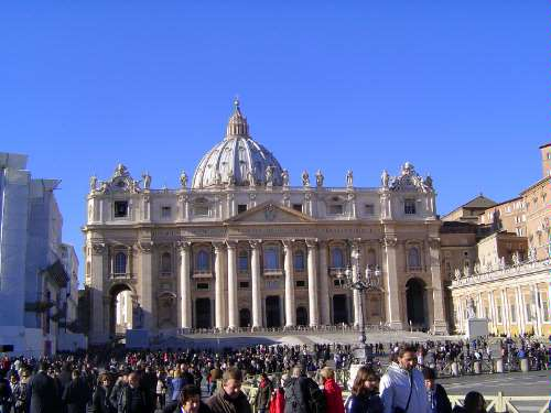 Italy: Rome: More Churches picture 29