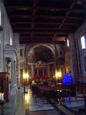 Italy: Rome: More Churches picture 5