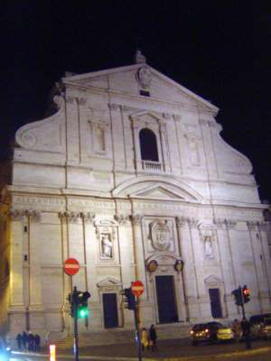 Italy: Rome: More Churches picture 45