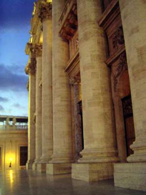 Italy: Rome: More Churches picture 38