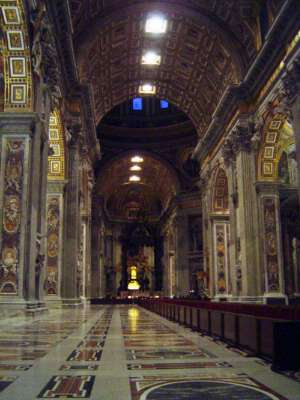 Italy: Rome: More Churches picture 39