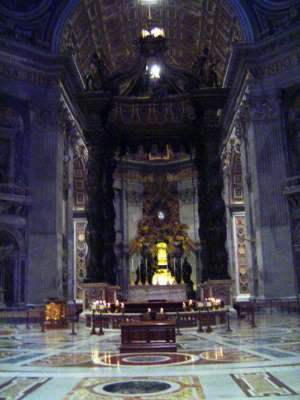 Italy: Rome: More Churches picture 42