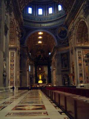 Italy: Rome: More Churches picture 41