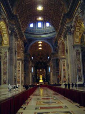 Italy: Rome: More Churches picture 40