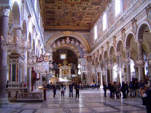 Italy: Rome: More Churches picture 11