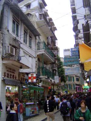 China: Macao picture 9