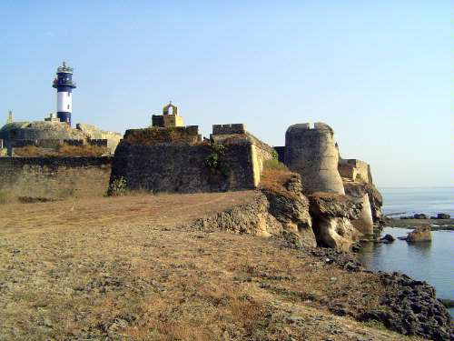 Peninsular India: Diu Fort picture 2
