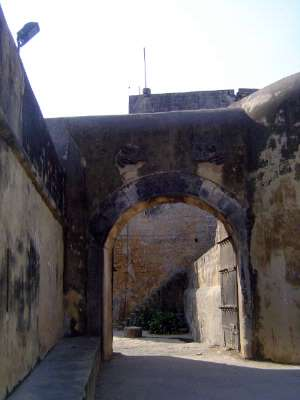 Peninsular India: Diu Fort picture 7